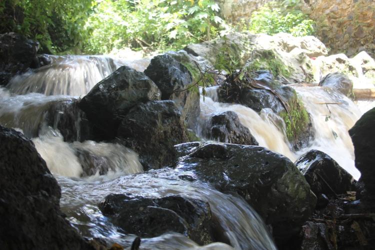 ok río San Miguel como lo quería ver