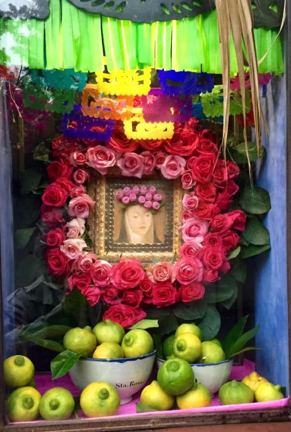 Mi Santa Rosa de Lima. De Rosa
