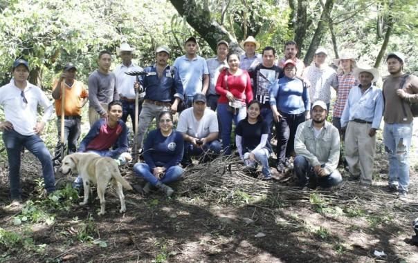 Preparación suelo reforestación4